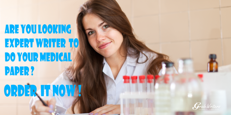 Medical Research Paper Writing Service